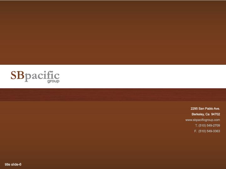 to designs : portfolio : brand & identity projects, Presentation templates